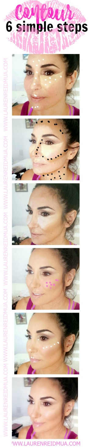 contour in 6 simple steps