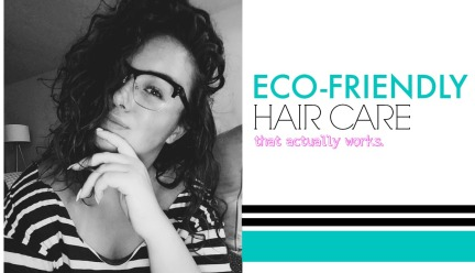 eco friendly hair care